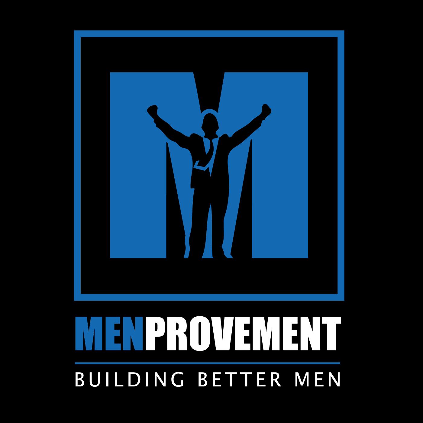 The Menprovement Podcast show art
