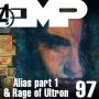 Artwork for EMP Episode 97: Alias part 1, Avengers Rage of Ultron
