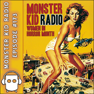 Monster Kid Radio - 2/3/15 - Tracey Morris and the Attack of the 50 Foot Woman