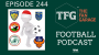 Artwork for TFG Indian Football Ep.244: I-League, ISL: Have Yourself a Merry Football Christmas