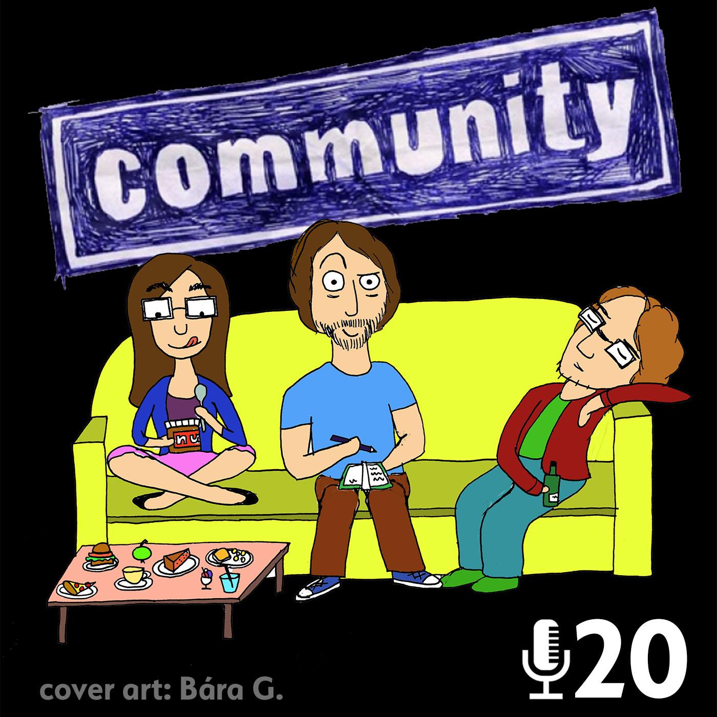 Epizoda 20 - Community