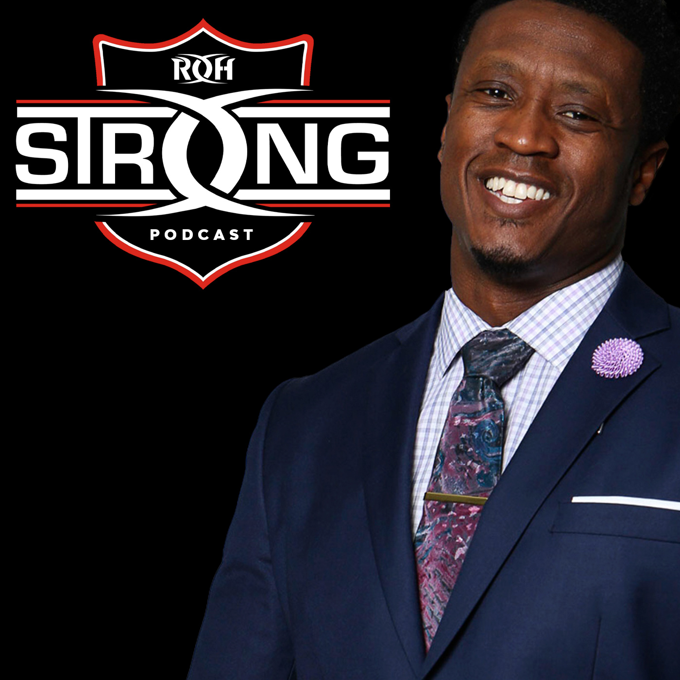 Artwork for ROHStrong Episode 26: Caprice Coleman