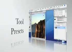 Use Photoshop Tool Presets to work Faster