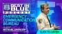 Artwork for COMMUNICATION 911 W/MICHAEL SPENCER | BEST In BLUE PODCAST | KUDZUKIAN