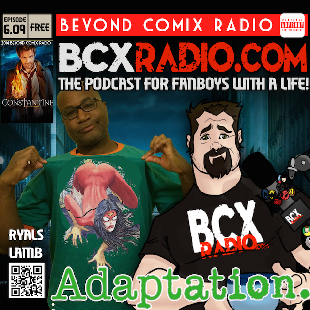 BCXradio 6.09 - Adaptation