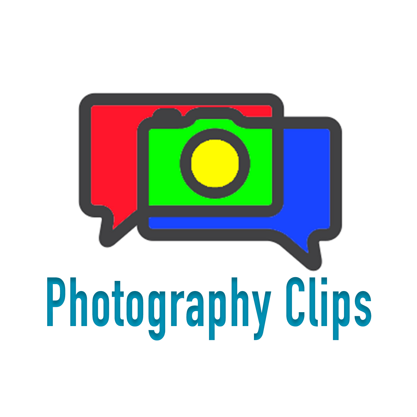 Photography Clips show art