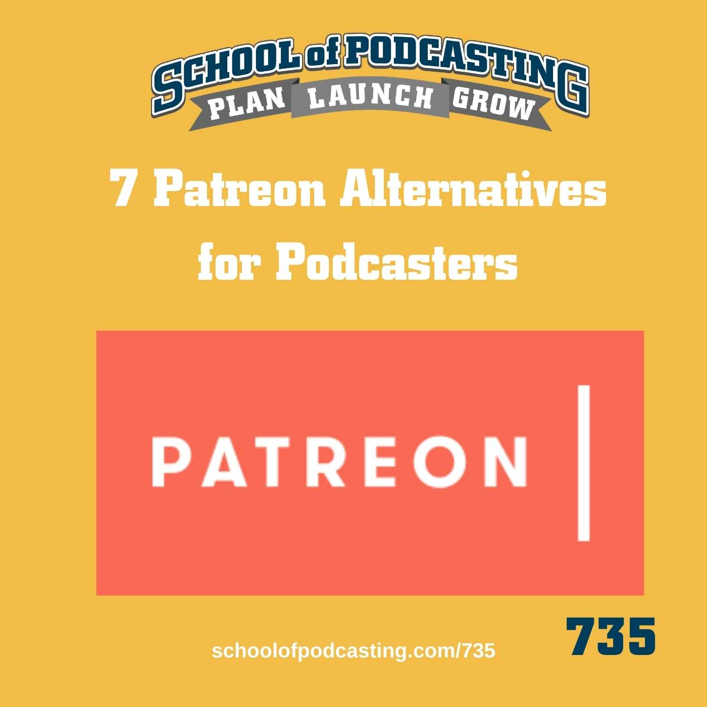 7 Patreon Alternatives For Podcasters