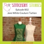Artwork for Jane White: Tuition In Couture Dressmaking & Pattern Cutting