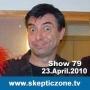 Artwork for The Skeptic Zone #79 - 23.April.2010