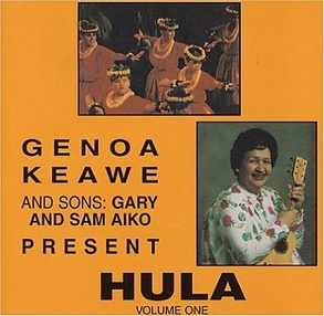 Genoa Keawe – Hula – Volume One