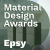 Motion Design with Epsy - 2020 Material Design Awards show art