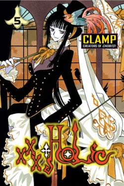 Manga Review: xxxHolic Volume 5