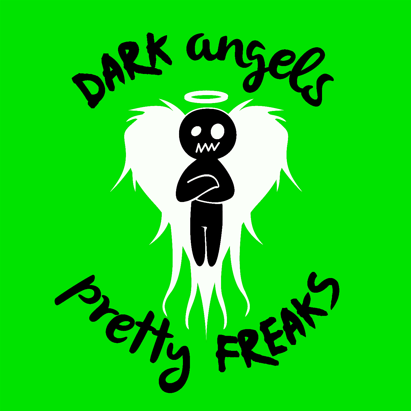 "DAPF #130. Dark Angels & Pretty Freaks #130. Annaleis & Neil have technical issues and record the podcast twice. We chat about huge watches, saying ""nope"", iPods, Groupon, accidental cock ring and our 5 favorite things we ate on Vacation!"