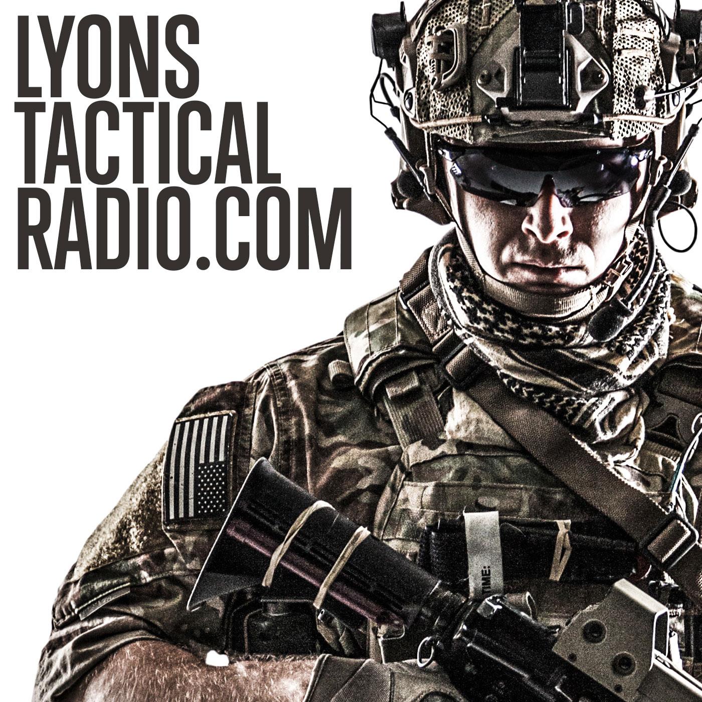 Lyons Tactical & Survival Show show art