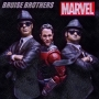 Artwork for The Bruise Brothers: Marvelous Marvel