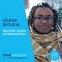 Artwork for Algorithmic Injustices and Relational Ethics with Abeba Birhane - #348