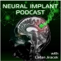 Artwork for James Eles presents in vivo neuronal cell imaging during electrode implantation