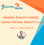 Artwork for 55 Making Reality Easier Using Virtual Reality - Part 1