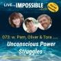 Artwork for 073 Unconscious Power Struggles