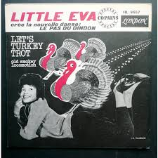Little Eva-Let's Turkey Trot - Time Warp Radio Song of The Day (7/23/16)