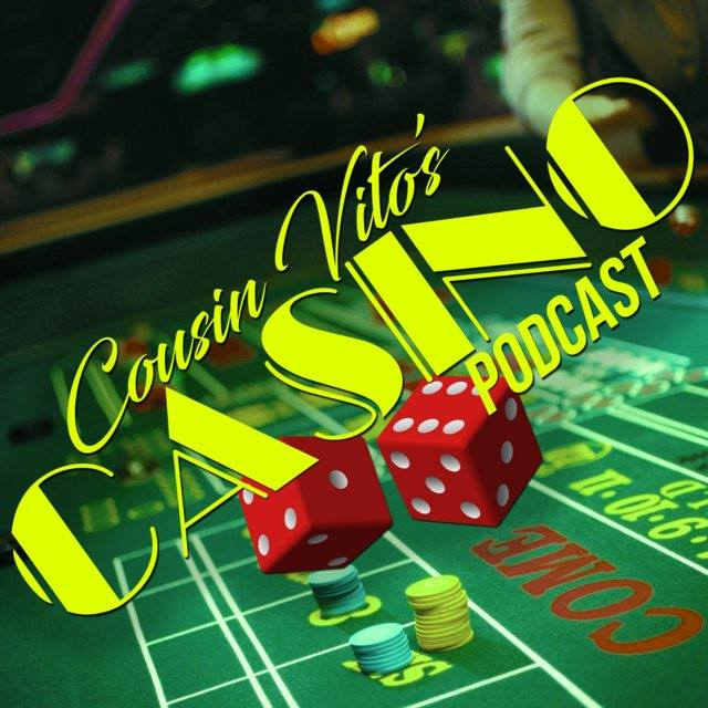 Artwork for E:116 Vegas for a First Timer, William Hung on Poker, and Gearing Up for Gamblepalooza!