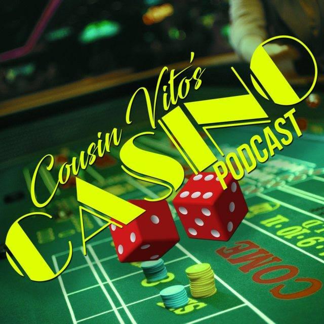 Artwork for E:102 Talking Gambling with Tony Terrific