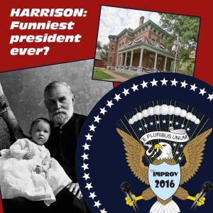 Headliner of State: Benjamin Harrison