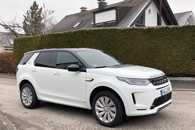 Land Rover Discovery Sport PHEV (Foto: pje)
