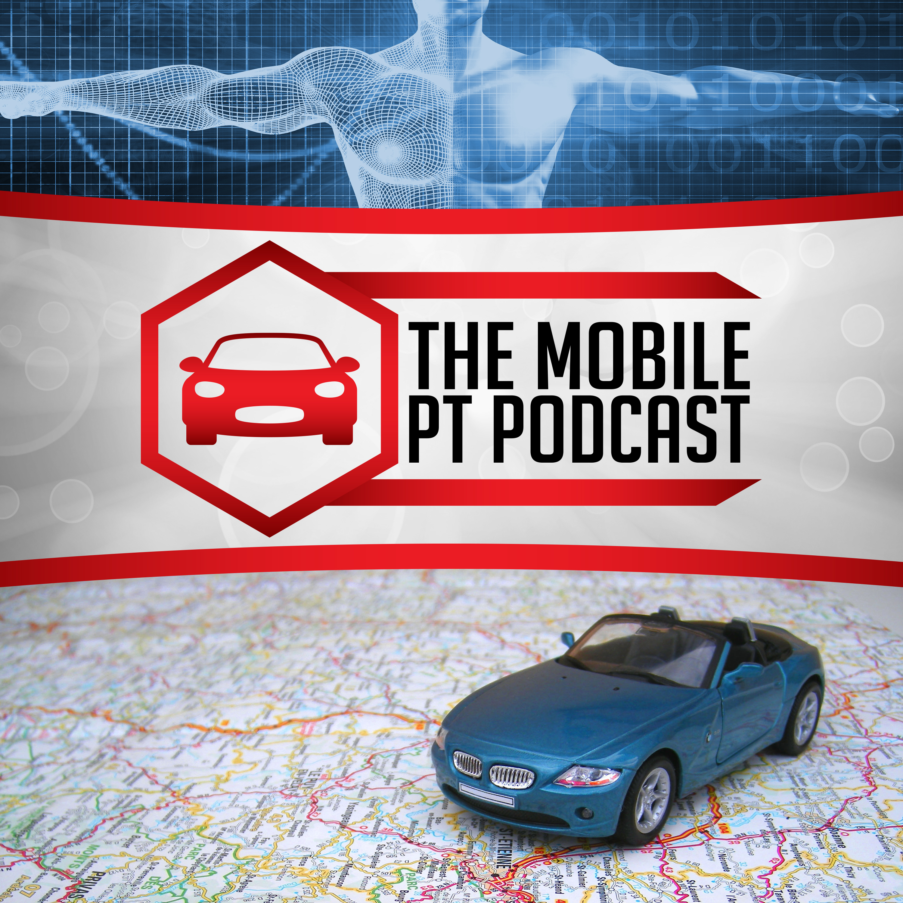 The Mobile PT Podcast show art