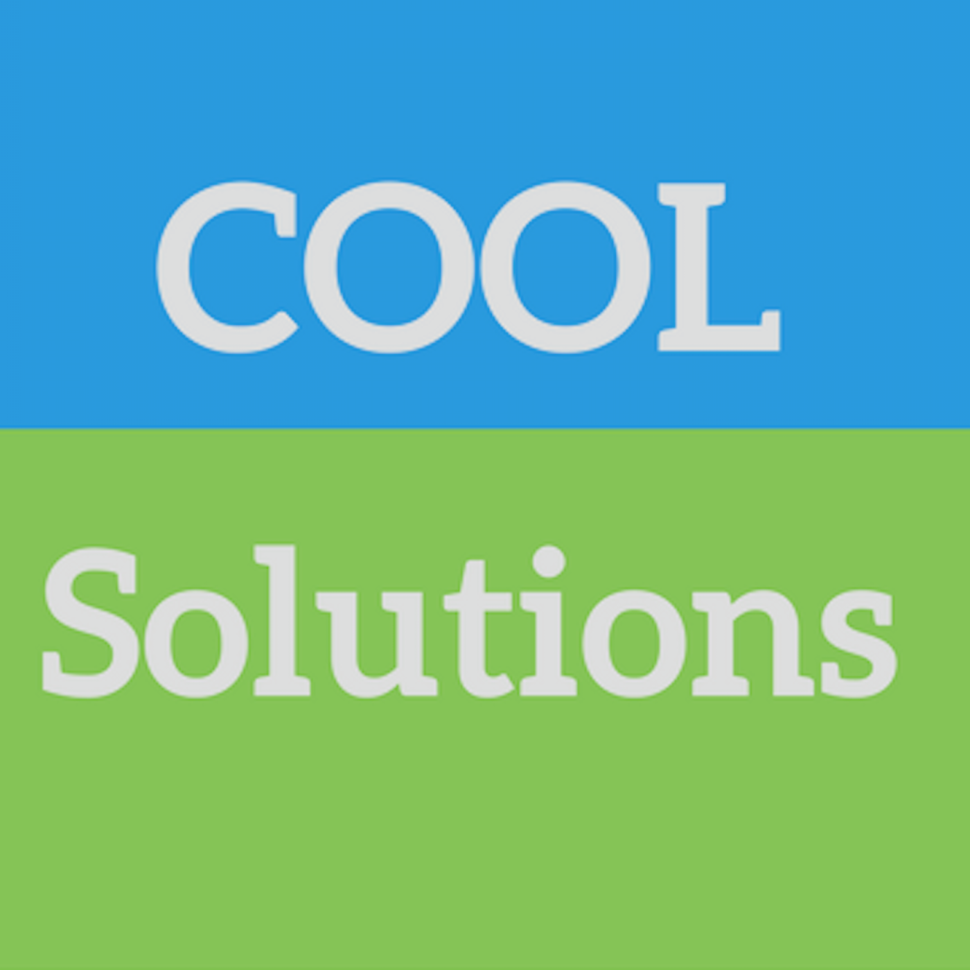 Cool Solutions show art