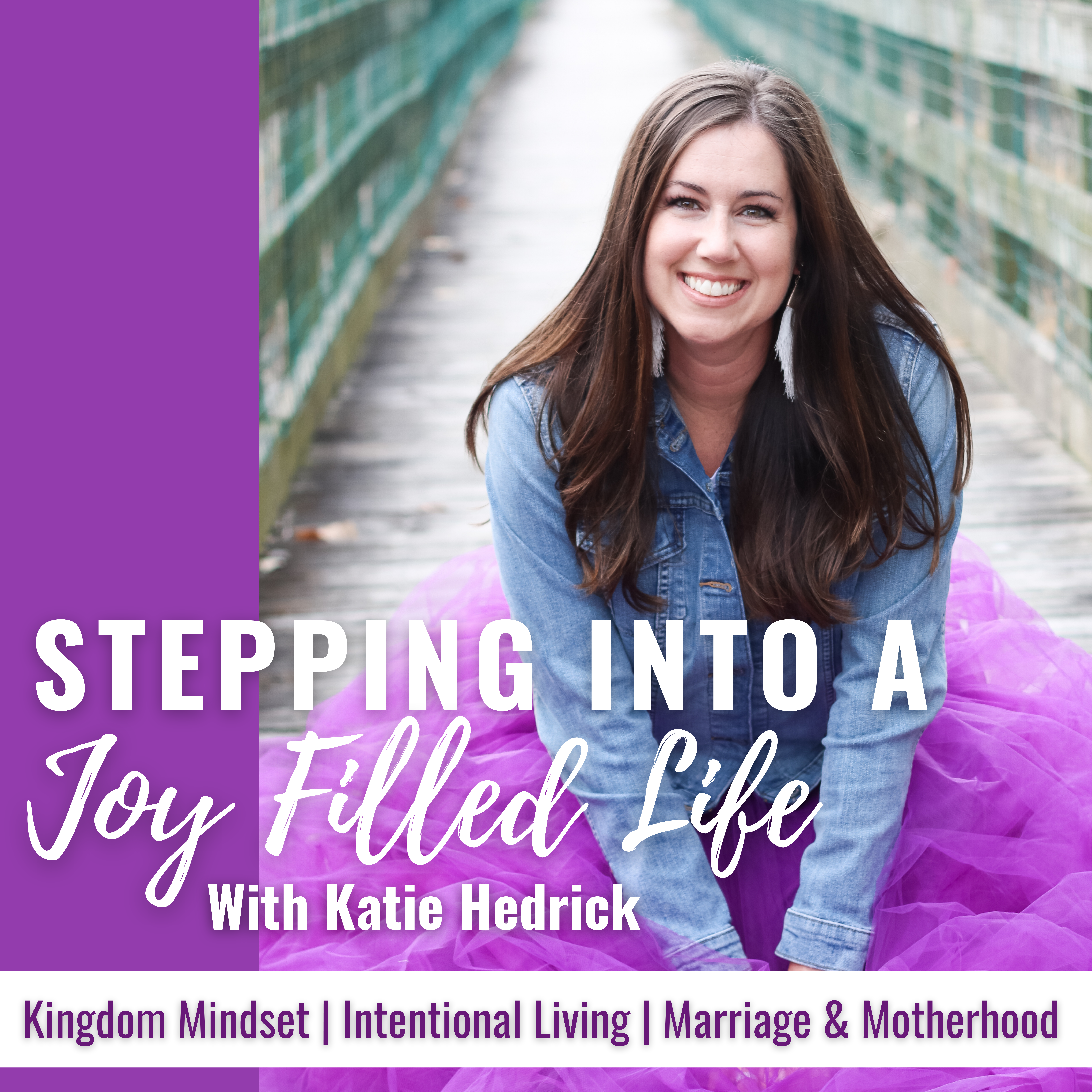 Stepping into a Joy Filled Life™ | Christian Mom, Christian Wife, Christian Woman, Faith, Mindset, Kingdom Mindset, Intentional Living, Personal Growth, Christian Personal Development, Christian Marriage, Parenting, Motherhood, Bible Study, Life Coach