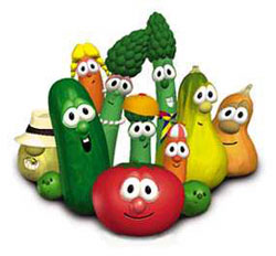 DVD Verdict 015 - VEGGIE TALES co-creator Mike Nawrocki