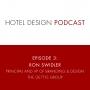 Artwork for Episode #3: Ron Swidler, Principal and VP of Branding & Design, Gettys Group