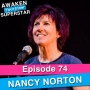 Artwork for 74 Nancy Norton - How to Connect More Deeply With Audiences Using Humor