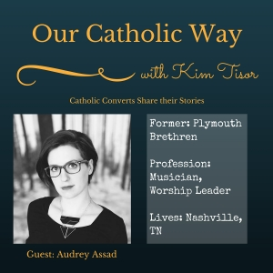 Episode 25: Former Plymouth Brethren Audrey Assad