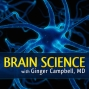 "Artwork for BSP-48: Gary Lynch, PhD, author of ""Big Brain"""