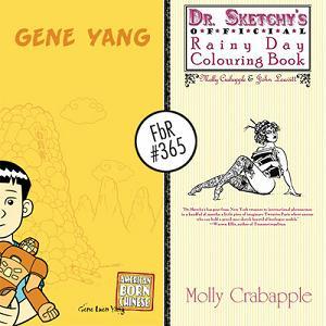 Fanboy Radio #365 - Gene Yang & Molly Crabapple