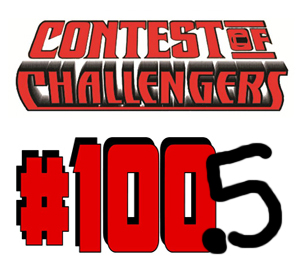 Contest of Challengers 100.5: Leftovers