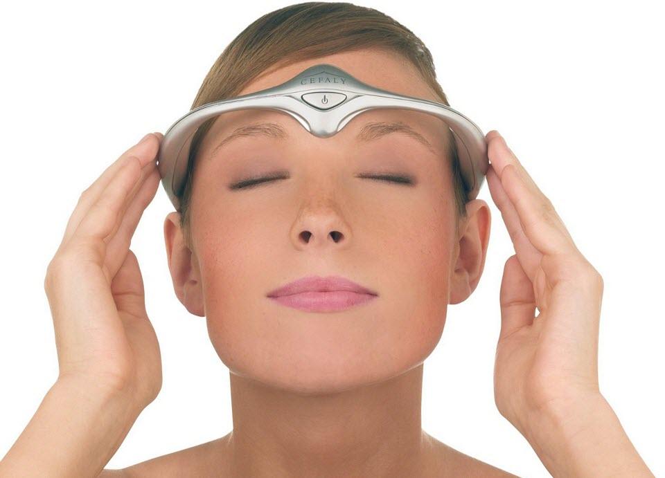 Cefaly Migraine Headache Device
