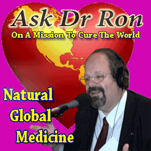 Ask Dr. Ron Show – Healthy Conversations with Dr. Ron – Author Ron Garner – Disease-Free Revolution