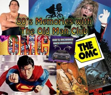 80's Memories with The Old Man Club