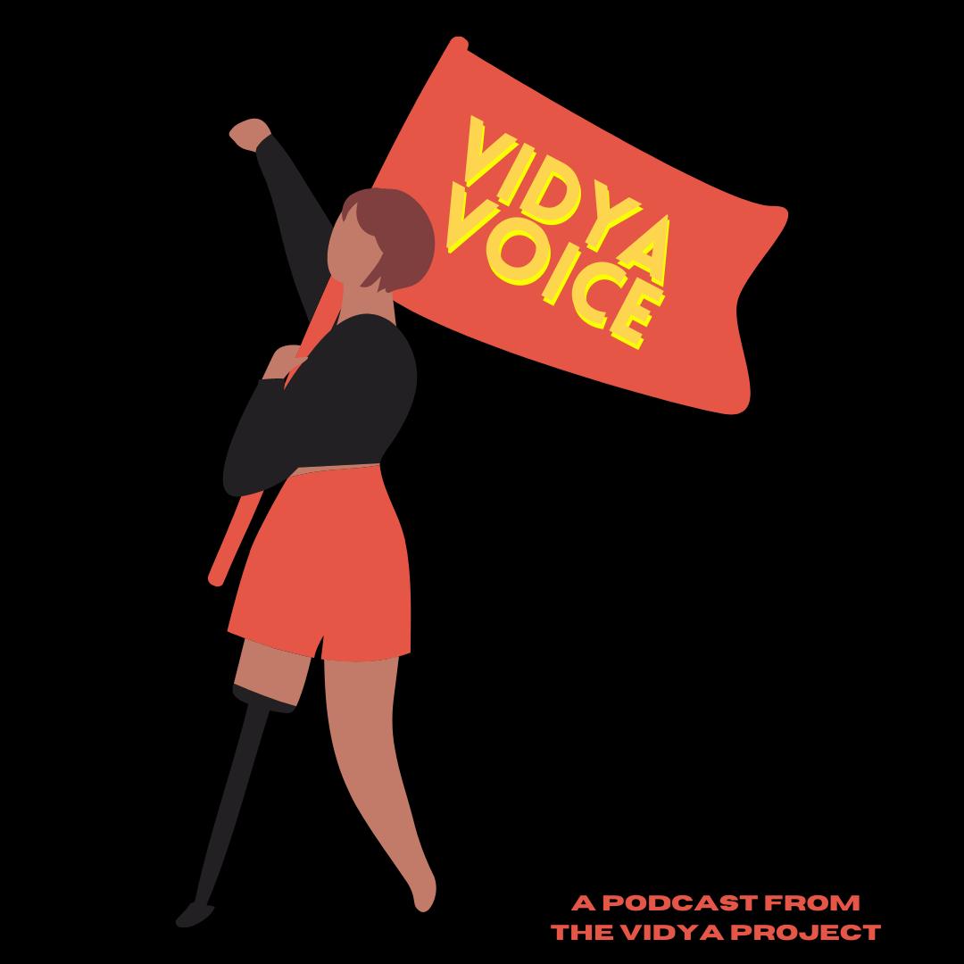 Vidya Voice show art