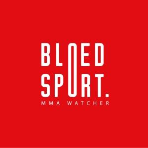 Bloedsport MMA Watcher podcast