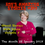 Artwork for RAS #349 - Ghost Stories With Sylvia - Volume 5