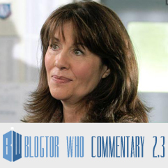 Doctor Who 2.3 - Blogtor Who Commentary