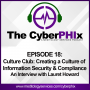Artwork for Culture Club: Creating a Culture of Information Security & Compliance