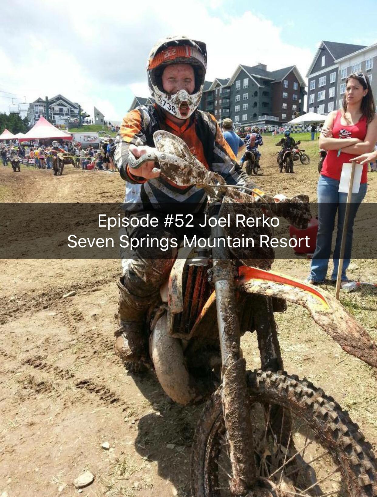 Joel Rerko | Seven Springs | Superpark | Laurel Mountain| US Open | Wakesurfing