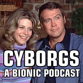Cyborgs: A Bionic Podcast show art