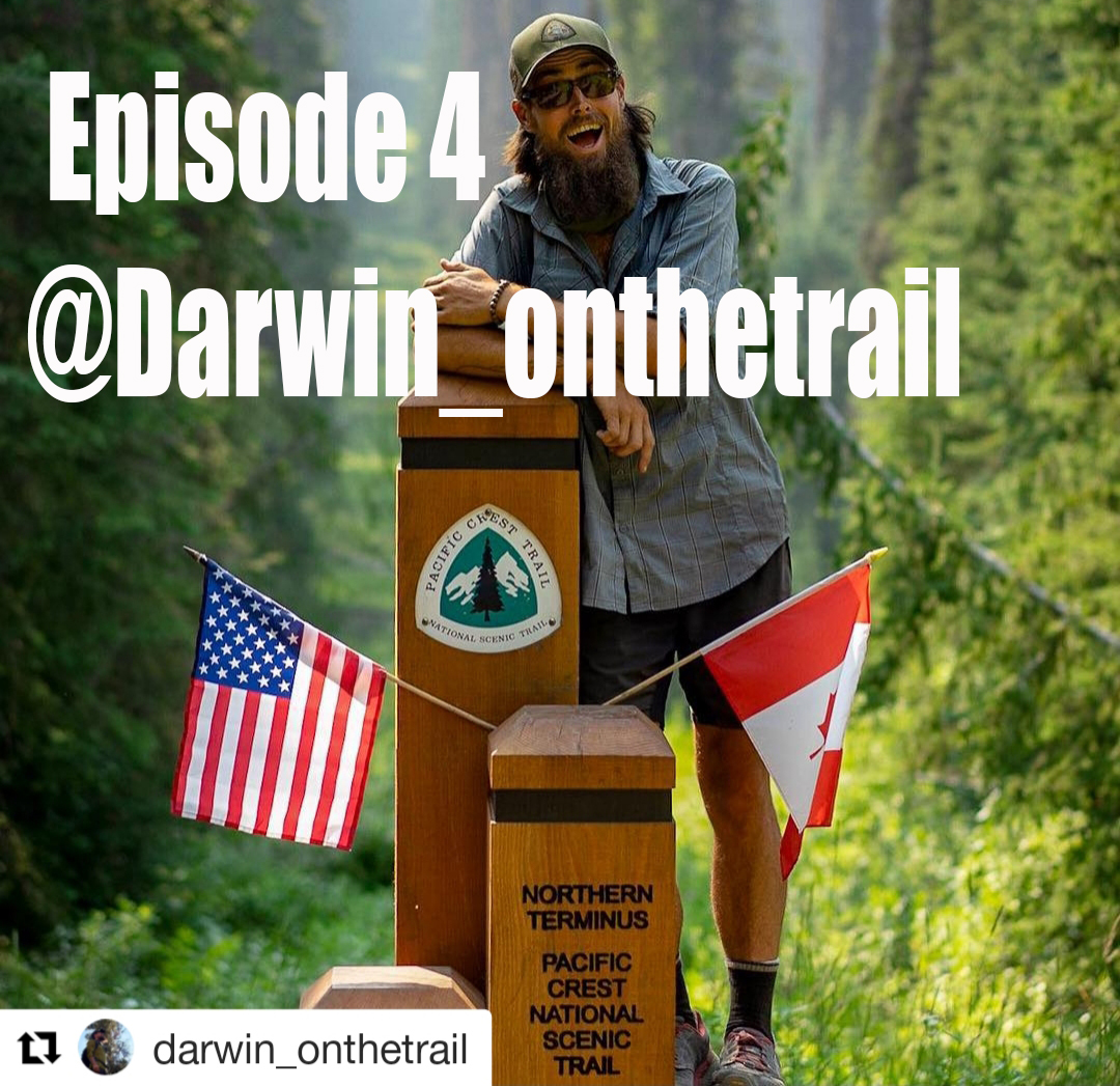 Episode 4: Darwin On The Trail show art