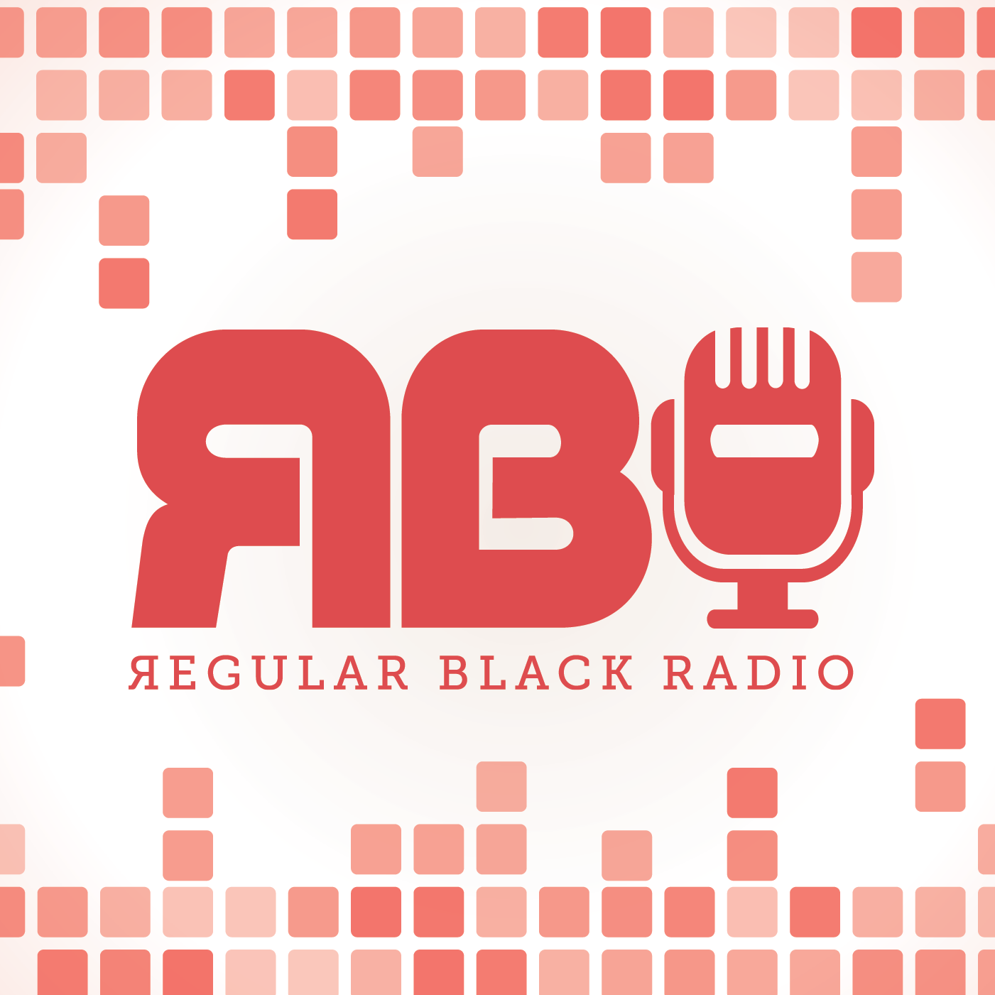 Regular Black Radio